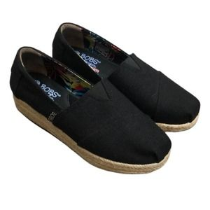 Bob's Platform Espadrille Slip On Shoes  (7)